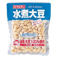 国産水煮大豆 150g | マルサンアイ株式会社 | 豆乳と味噌メーカー